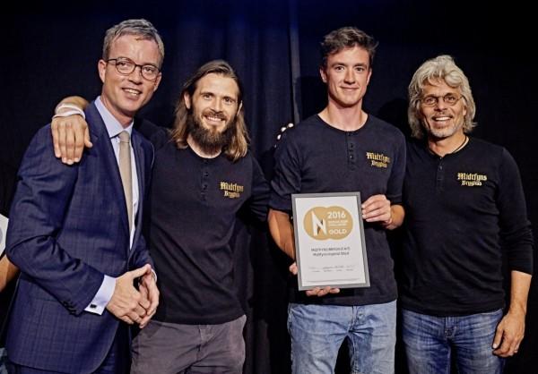 Nordic Beer Challenge 2016 Midtfyns Bryghus