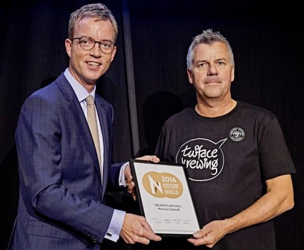 Nordic Beer Challenge 2016 Søgaards Bryghus