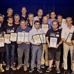 De første vindere af Nordic Beer Challenge