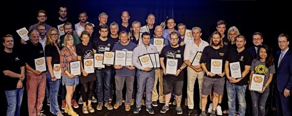 Nordic Beer Challenge 2016 vindere