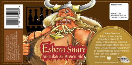 Nordic Brewing Co. Esbern Snare