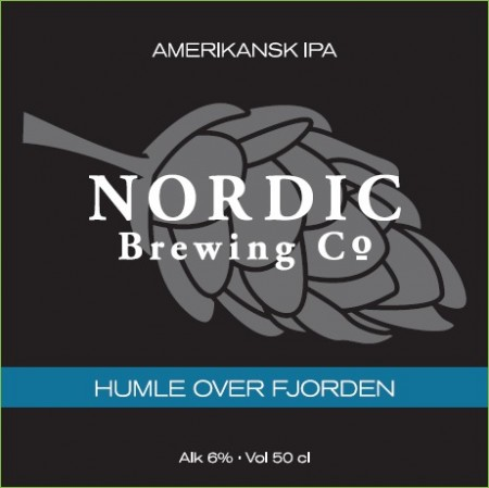 Nordic Brewing Co. Humle Over Fjorden