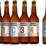Nordisk Bryghus lanceret med seks nye øl