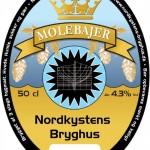 Nordkystens Bryghus Mole Bajer
