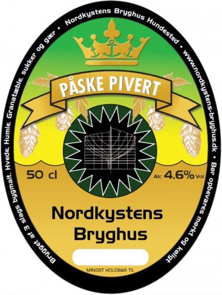 Nordkystens Bryghus Påske Pivert
