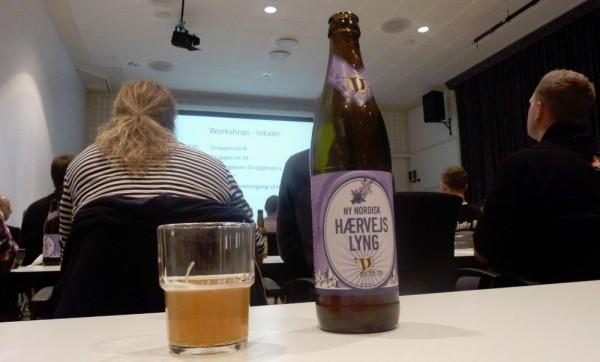 Ny Nordisk Øl konference 2014 lyngøl