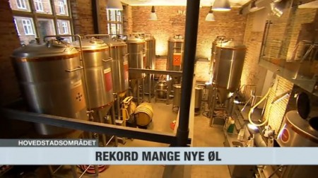 Nye danske øl 2013 Lorry