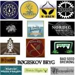 Nye danske bryggerier 2013