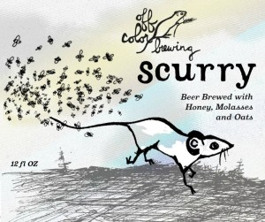 Off Color Brewing Scurry
