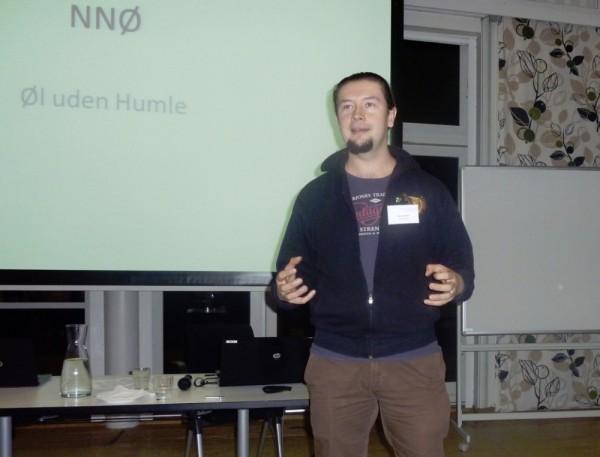 Peter Schrøder Ny Nordisk Øl 2014