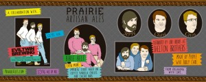 Prairie Evil Twin Brewing Bible Belt