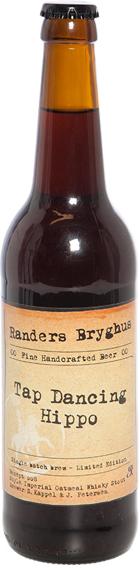 Randers Bryghus Tap Dancing Hippo