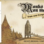 Nye Øl: Rocket Brewing Company Monks On Mars, Sign Of Life