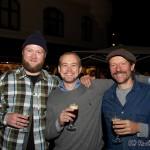 Rocket Brewing Company lancering trioen