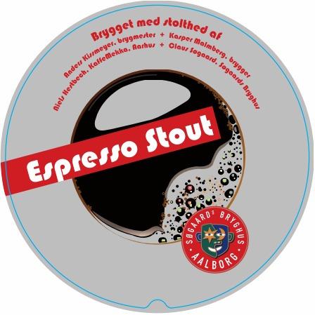 Søgaards Bryghus Espresso Stout