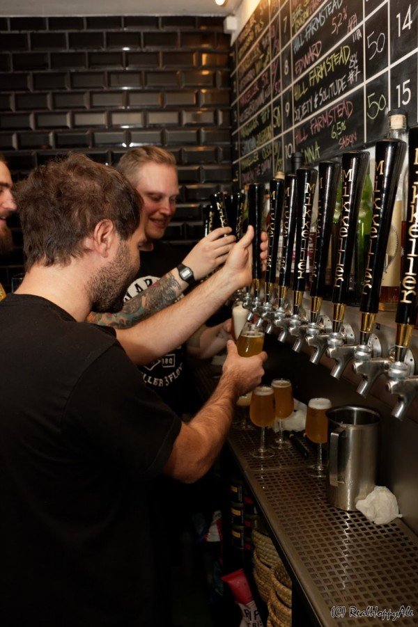 Shaun Hill Mikkeller Bar haner 2014
