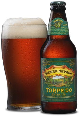 Sierra Nevada Brewing Co. Torpedo Extra IPA