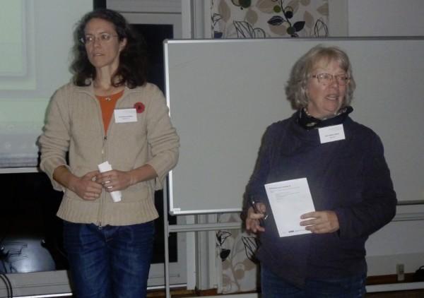 Sigrid Gertsen-Schibbye og Bodil E. Pallesen Ny Nordisk Øl 2014
