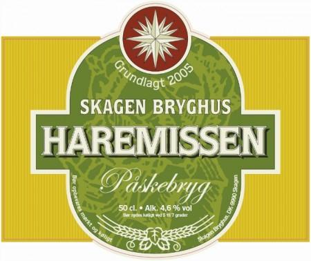 Skagen Bryghus Haremissen