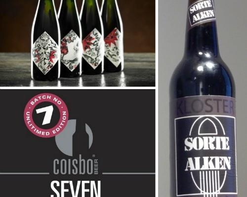 Smag og Behag: Bedste stærke øl fra Coisbo Beer, Jacobsen og Klosterbryggeriet