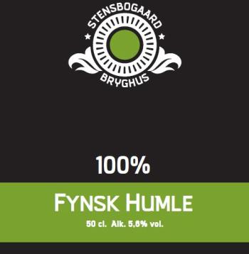 Stensbogaard Bryghus 100 Fynsk Humle