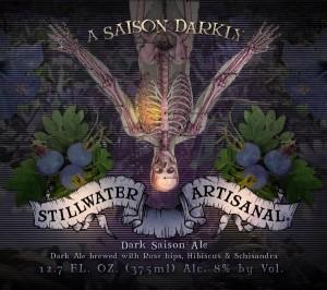 Stillwater Artisanal Ales A Saison Darkly