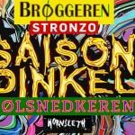 Stronzo Ølsnedkeren Brøggeren Saison Dinkel
