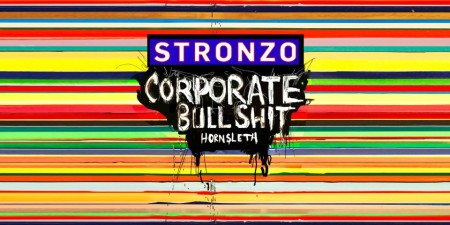 Stronzo Brewing Co. Corporate Bullshit