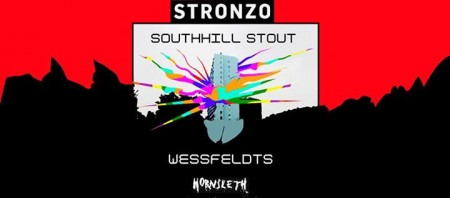 Stronzo Brewing Co. SouthHill Stout