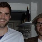 Stronzo Kristian og Morten Strunge lancering 2011