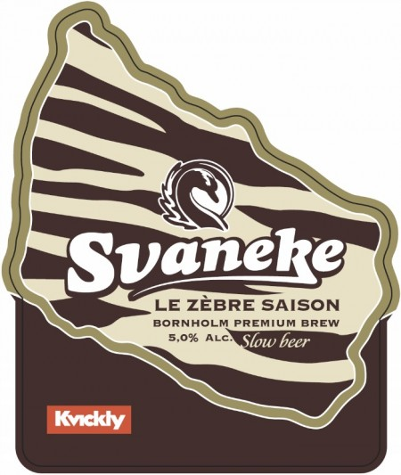 Svaneke Bryghus Le Zèbre Saison