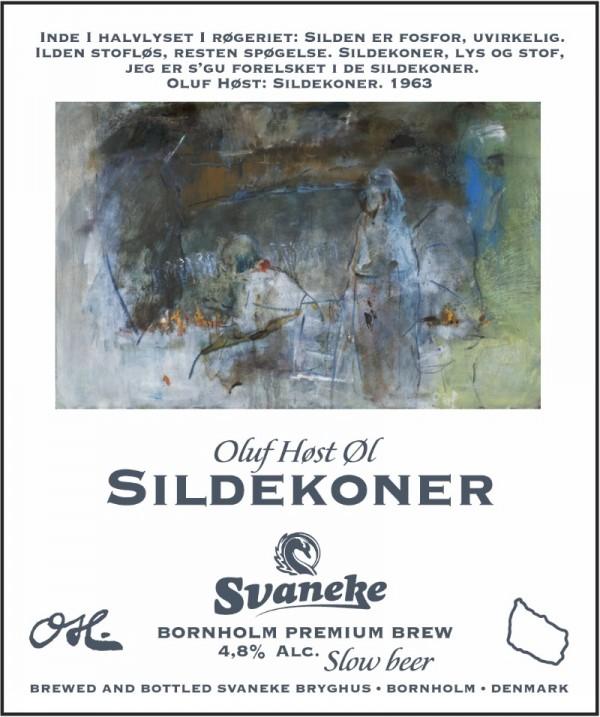Svaneke Bryghus Oluf Høst Øl Sildekoner