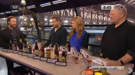 TV2 GO' Morgen påskebryg 2013