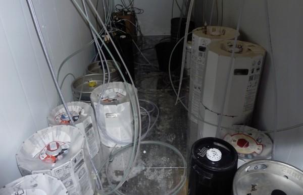 Taphouse kølerum