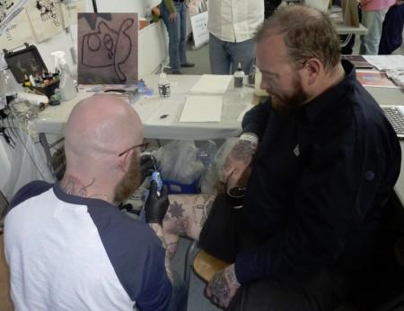 Three Floyds Bernaby Struve Mikkeller tatovering