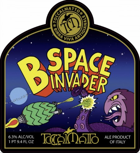 Toccalmatto B Space Invader
