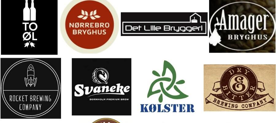 15 bryggerier stod bag halvdelen af nye danske øl i 2015