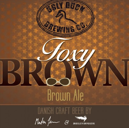 Ugly Duck Brewing Co. Foxy Brown
