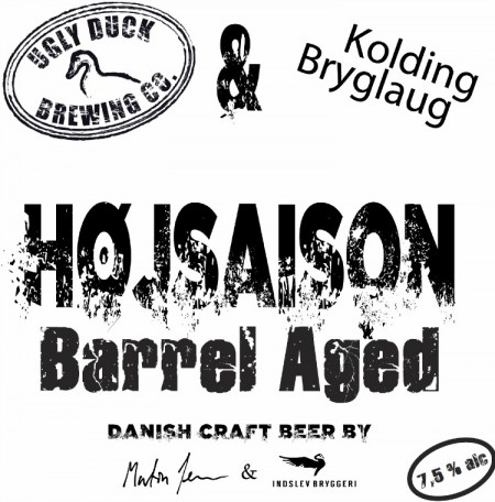 Ugly Duck Brewing Co. Højsaison Barrel Aged