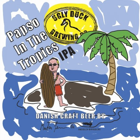 Ugly Duck Brewing Co. Papsø In The Tropics
