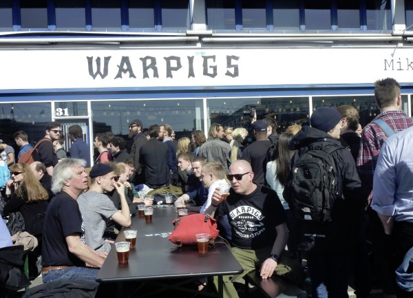WarPigs åbning