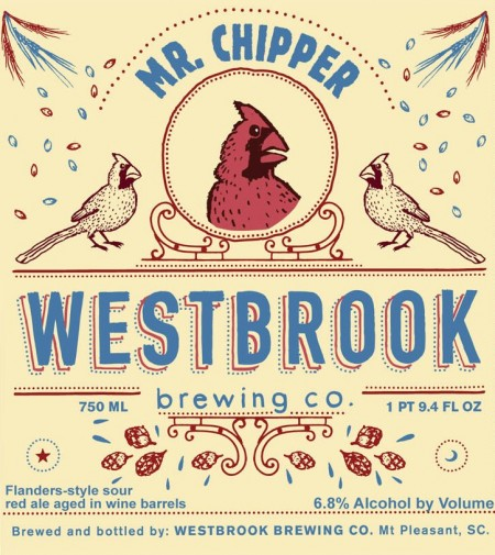 Westbrook Brewing Co. Mr. Chipper