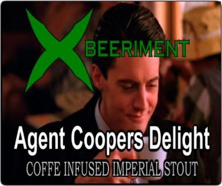 Xbeeriment Agent Cooper's Delight