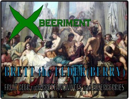 Xbeeriment Brett The Elder(Berry)
