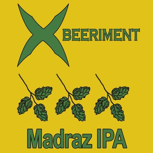 Xbeeriment Madraz IPA