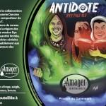 Ny øl: Amager Bryghus/Akim T Antidote