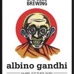 Ny øl: Bad Seed Brewing Albino Gandhi