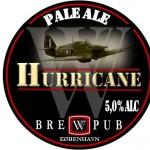 Ny øl: BrewPub København Hurricane