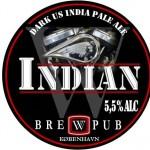 Ny øl: BrewPub København Indian