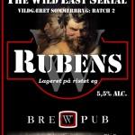 Nye øl: BrewPub København Jackie K, Kölsch, Rubens, Vintage 2013